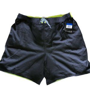 """Nike Mens Core Envince 7"""" Volley Swim Trunks Surf"""